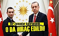 AKP'NİN KAHRAMANIYDI O DA GİTTİ!