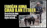DERNEK KURUP, CİHAD İLAN ETTİLER!
