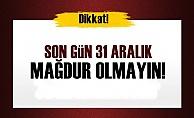 KREDİ KARTLARI KAPATILIYOR!