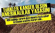 AKP'DEN ABD'YE, ABD'DEN TÜRK MİLLETİNE...