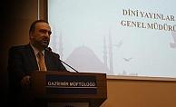 'DİN EĞİTİMİ 3 YAŞINDA BAŞLAMALI'