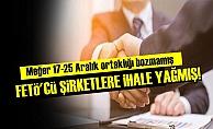 MİLLETİN PARASINI FETÖ'YE AKITMIŞLAR!