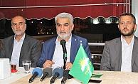 'AKP'NİN YÜZDE 50'Yİ BULMASI HAYAL'