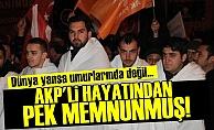 AKP'LİLERİ ARAŞTIRDILAR, SONUÇLAR ÇARPICI!