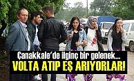 BU SOKAKTA VOLTA ATIP EŞ ARIYORLAR!
