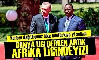 TÜRKİYE ARTIK AFRİKA LİGİNDE!
