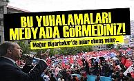 AKP'LİLERE DİYARBAKIR'DA 'YUHLAMA' ŞOKU!