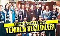 Gülen'le Görüşenler Yeniden Seçildiler!