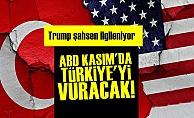 'ABD, Türkiye İçin 4 Kasım'ı Bekliyor'