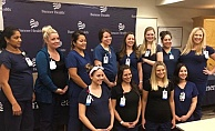 Aynı Hastanede 16 Hemşire Birden Hamile!