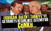 'Erdoğan, Gülen'in ABD'de Olmasından Mutlu'