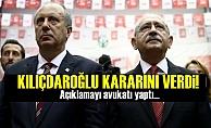Ve Kılıçdaroğlu Kararını Verdi!