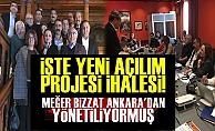 İşte AKP'nin Yeni Açılım Projesi İhalesi!