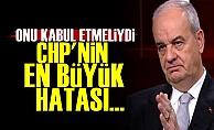 Başbuğ: CHP'nin En Büyük Hatası...