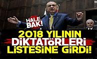 Erdoğan O Listeye Girdi!..