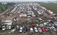 300 Bin Araç Çürümeye Terkedildi!