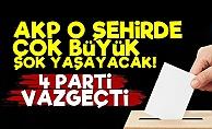 'AKP O Şehirde Büyük Şok Yaşayacak'
