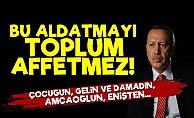 Yandaş Kalem AKP'yi Böyle Uyardı!