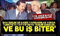 'Türkiye'yi Tayyip Bey'e Teslim Ederler'