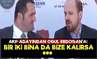 Aday İle Erdoğan Arasında Olay Konuşma!