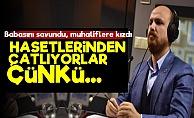 Bilal Erdoğan: Hasetlerinden Çatlıyorlar...