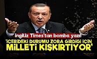 'Erdoğan Milleti Özellikle Kışkırtıyor Çünkü...'