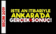 İşte Ankara'daki Gerçek Sonuç!