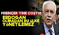'Erdoğan Olmazsa Ülke Yangın Yerine Döner'