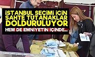 'İstanbul İçin Sahte Tutanaklar Dolduruluyor'