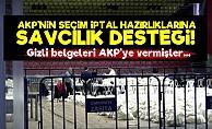 Savcılık Gizli Belgeleri AKP'ye Vermiş!
