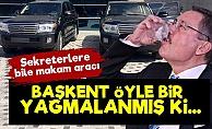Mansur Yavaş, Ankara'yı Yağmayı Anlattı!