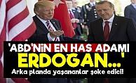 'ABD, Erdoğan'dan Asla Vazgeçmez Çünkü...'