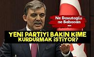 Abdullah Gül'ün Gözdesi Bakın Kim Çıktı?