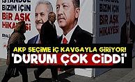 'AKP Seçime İç Kavgayla Giriyor'