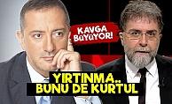 Ahmet Hakan-Altaylı Kavgası Büyüyor!