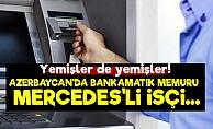 Azerbaycan'da Yaşayan Bankamatikçiler...