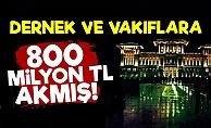 Devletin Kasasından 800 Milyon TL!