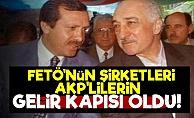 FETÖ AKP'lilere Gelir Kapısı Oldu!