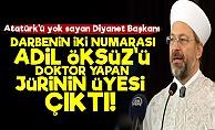 Ali Erbaş FETÖ'cüyü Doktor Yapan Jürideymiş!
