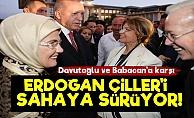 Erdoğan, Çiller'i Sahaya Sürüyor!