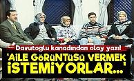 'Erdoğan'lar Aile Görüntüsü Vermek İstemiyor'