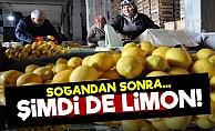 Soğandan Sonra Şimdi de Limon...