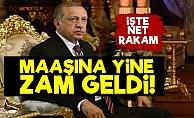 Erdoğan'ın Maaşı Yine Zamlandı!