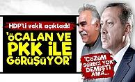 'AKP, Öcalan ve PKK İle Görüşüyor'