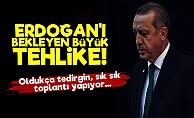 Erdoğan'ı Bekleyen Büyük Tehlike!