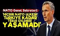 NATO'dan 'Türkiye' Açıklaması!