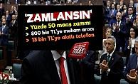 'Zamlansın' Ortalığı Yakıp Kavurdu!