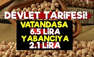 Vatandaşa 6.5 Yabancıya 2.1 Lira!...