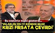 'Ahmet Hakan Krizi Fırsata Çevirdi'