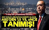 AKP'nin 'Kudüs' Hızına Trump Bile Yetişememiş!